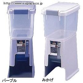 IRIS五公斤裝按鍵式飼料桶FD~500