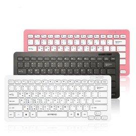 ^~強越3C購^~ B.FRiEND  B.FRIEND BT300 藍牙鍵盤 支援PC