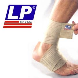 【LP SUPPORT】腳踝彈性繃帶.運動.護具 P014-634