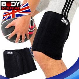 【BODY SCULPTURE】調整式彈性透氣護大腿 C016-810 (伸縮式大腿套.束大腿.腿部運動護具.護膝.護肘.推薦.熱賣.便宜)
