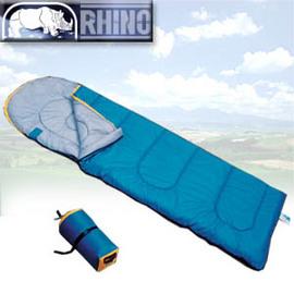 【RHINO】犀牛 保暖輕巧睡袋 P102-960S (露營 登山 休閒)