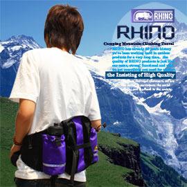 【RHINO】犀牛 雙水壺腰包 P102-332.背包.包包