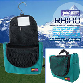 【RHINO】犀牛 豪華盥洗包.露營用品.戶外用品.登山用品.登山包 P102-875