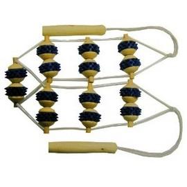 K25-2 拉帶滾珠按摩器