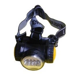 8顆LED頭燈.露營用品.戶外用品.登山用品.休閒.野營 J33