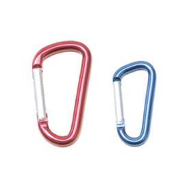 犀牛8cmD型環.露營用品.戶外用品.登山用品.野營.休閒.登山鉤環 P102-1628