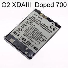 O2 XDAIII  Dopod 700 1490mAh 鋰聚合物電池 PH26B