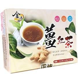 ~啡茶不可~薑紅茶^(1gx15包 盒^)^~小資女愛漂亮強力 ,紅遍 的薑紅茶體內環保~