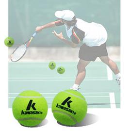 【KAWASAKI】硬式練習網球(5入).運動.健身.壁球 P046-KTG14