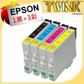 EPSON T0561 T0562 T0563 T0564^(1黑3彩^)↘狂降↘R250