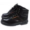 美迪^~百得236工作安全鞋~^(鞋底鋼片^~防穿刺)﹏鞋帶式戰鬥靴式^~ 製