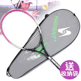 【SAN SPORTS 山司伯特】碳鋁一體網球拍.運動.壁球 I48-2