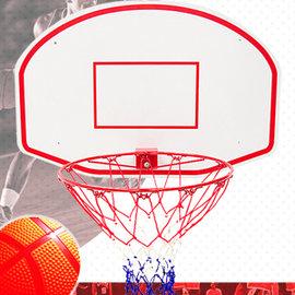 中型籃球板P116-3624籃球架子籃框籃球框架籃板籃球板子籃網籃球網子中型籃球架打籃球灌籃投籃架玩球類運動用品推薦哪裡買