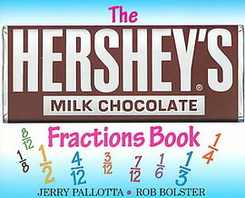 The Hershey s Milk Chocolate Fraction Book
