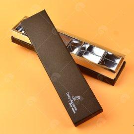 【艾佳】巧克力包裝盒(可裝6入)/個