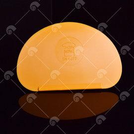 【艾佳】SN4072-半圓型塑膠刮板/片