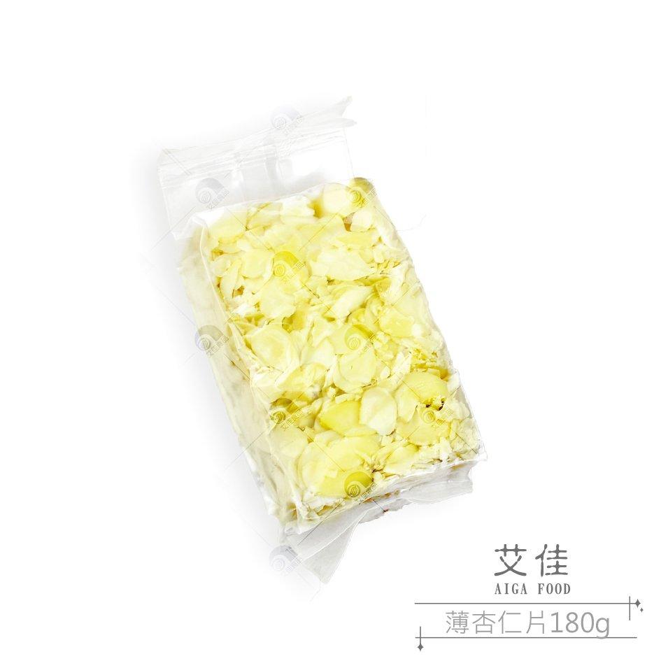 【艾佳】烘焙堅果-(生)薄杏仁片200克/包