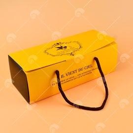 【艾佳】法蝶餅乾盒(附繩)DK79/個