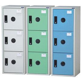 ~ 屋~KDF多用途鋼製 式3格置物櫃KDF~205F色 免組裝 免  製