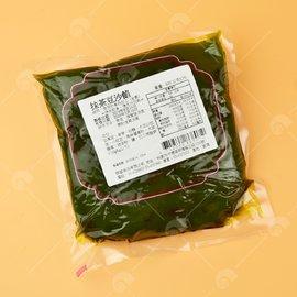 【艾佳】抹茶豆沙餡600克/包