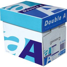 DOUBLE A 多 噴墨影印紙 80磅 A4 ^(4箱共20包 每包105元^) ~市場