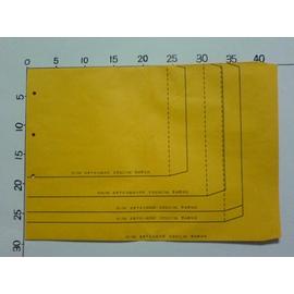 金黃牛皮大6K加大信封也當成公文袋30.5^~22cm^(500個入^)