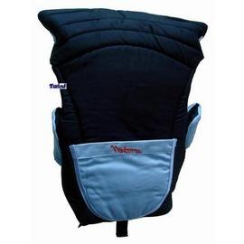 拉孚兒~成長型背巾^(抗菌除臭 100^%純棉表布^) ~藍色 ~ 價~