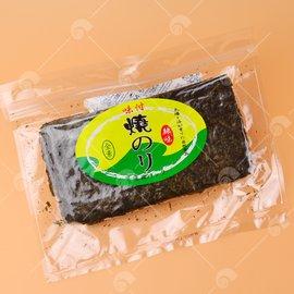 【艾佳】味付半切海苔40枚(辣味)/包