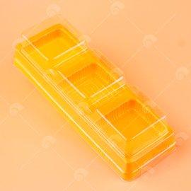 【艾佳】蛋黃酥3粒包裝盒(10盒/組)