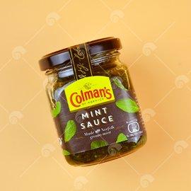 【艾佳】薄荷葉醬Mint sauce 250g/罐