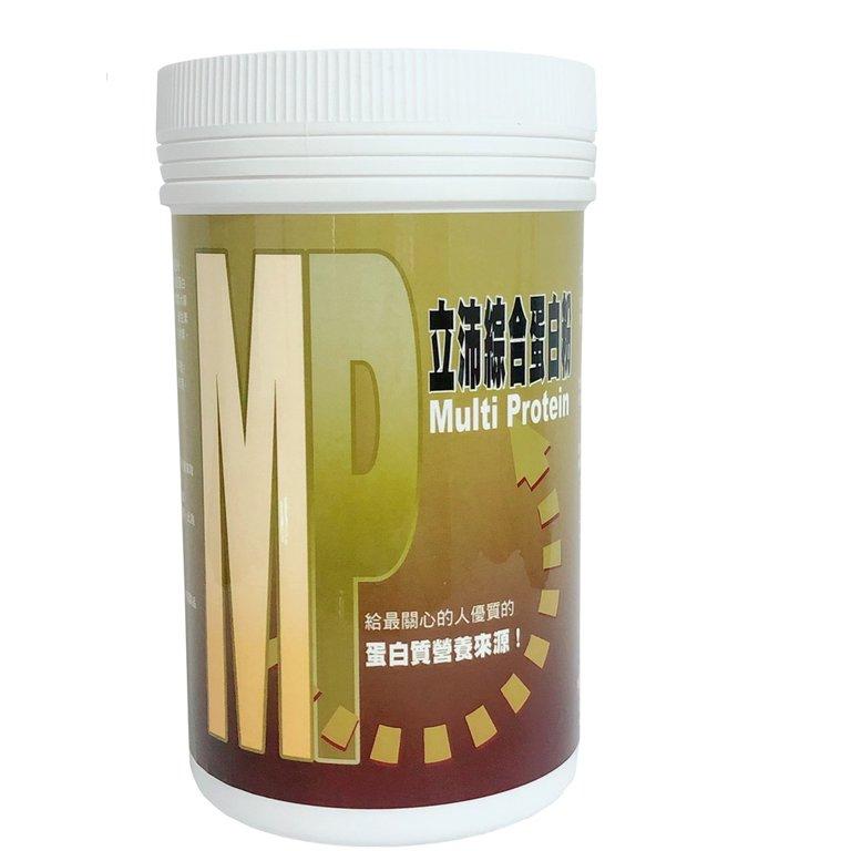 3入 組立沛綜合蛋白粉 Multi Protein Formula全家人的營養補給