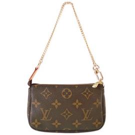 Louis Vuitton M58009 圖紋鍊子包.小
