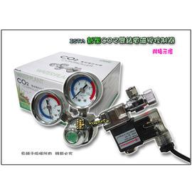 ~魚舖子~ISTA新型 CO2雙錶電磁閥控制器 附指示燈 ∼ 賣