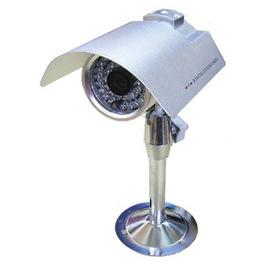工程 級產品!!~CHICHIAU~36顆LED夜視室外防水彩色監視器 紅外線夜視攝影機監