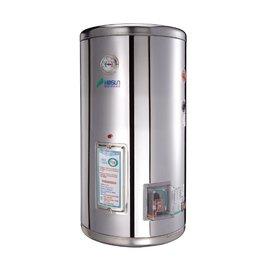 豪山-8加侖掛壁型-微電腦智慧感溫-儲熱式電熱水器 HE-085S