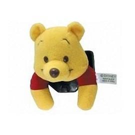 NAPOLEX迪士尼DISNEY小熊維尼POOH系列PH-150安全帶扣夾