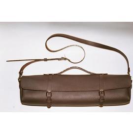 長笛管樂器皮套量身訂做尺寸及顏色 附皮質背带及手提把 巧將特殊  全店真皮純