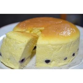 ~BUENAS布爺納斯~天然原味舒芙蕾起司蛋糕^(輕乳酪^)~~ 5 吋 ^(CC03^)