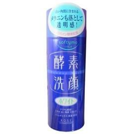 日本KOSE高絲 木瓜酵素皙白洗顏粉