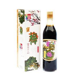台東佳興蜜梅濃縮原汁1瓶入 800克圓玻璃瓶