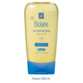Biolane【法貝兒】嬰兒溫和洗髮精 300mL (法國原裝進口)