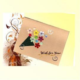 手工卡片【*幸福花束* 】