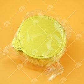 【艾佳】透明鳳梨酥(大)自黏包裝袋-約100入/包 (樣式隨機出貨)