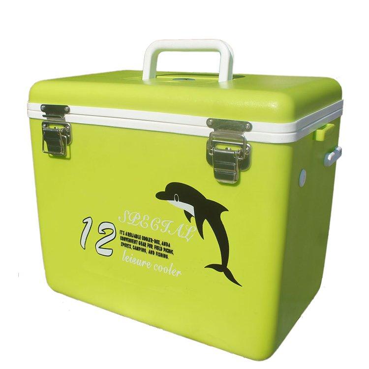 ◎百有釣具◎冰寶系列 TH-120 休閒冰箱~冰桶 12升 12L 手提輕巧造型,方便提攜,不占空間