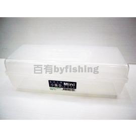◎百有釣具◎台灣製造小集合 MINI 712 手提工具箱