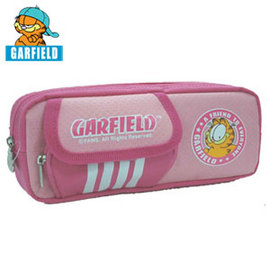 【Garfield 加菲貓】 流行筆盒.背包.包包 P043-GAR1380
