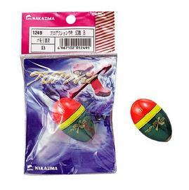 ◎百有釣具◎日本品牌 NAKAZIMA 幻海 阿波 浮標~超低價只要80元