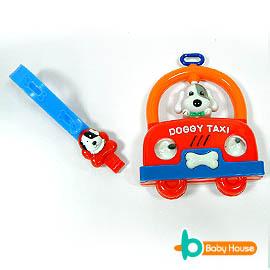 愛兒房-玩具計程車(Baby推車.嬰兒床.汽座吊掛玩具)