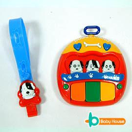 愛兒房-玩具鋼琴(Baby推車.嬰兒床.汽座吊掛玩具)
