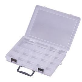 ◎百有釣具◎日本品牌 NAKAZIMA NO.906 U-BOTTOM CASE L號路亞盒